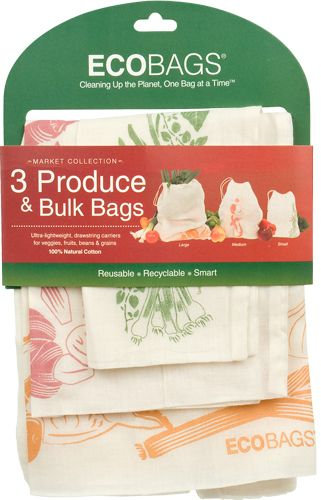 Reusable Produce Bag Set - Market Collection
