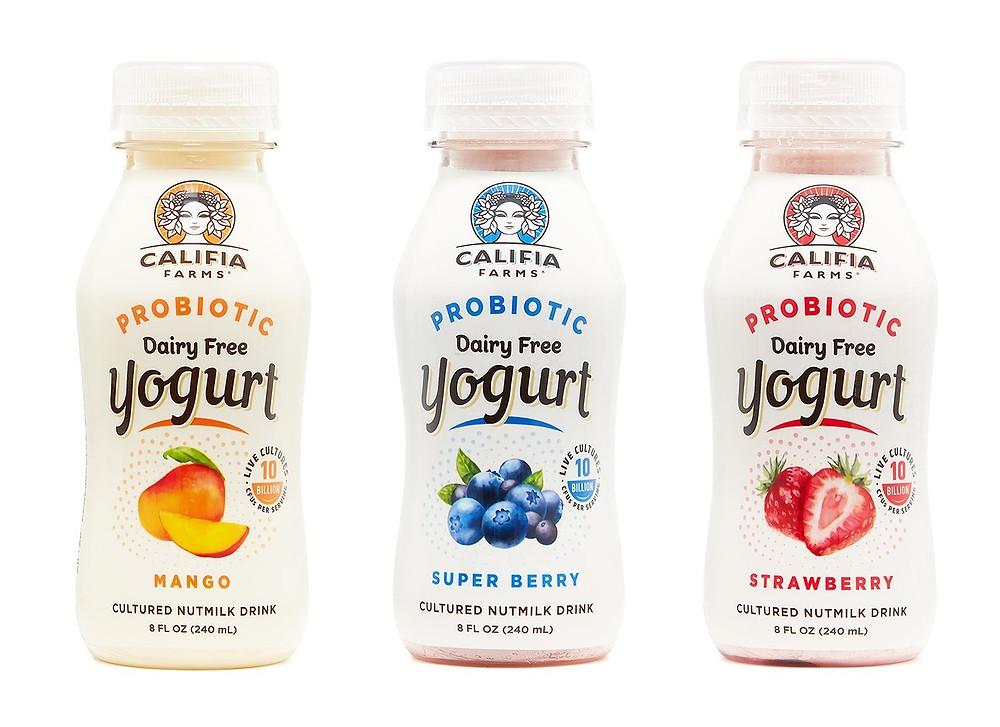 Califia Probiotic Dairy Free, Vegan Yogurt - best vegan food products