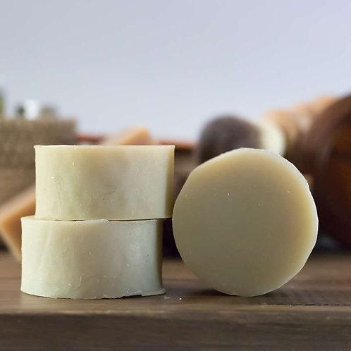 Organic Shaving Soap: Lemon Lime
