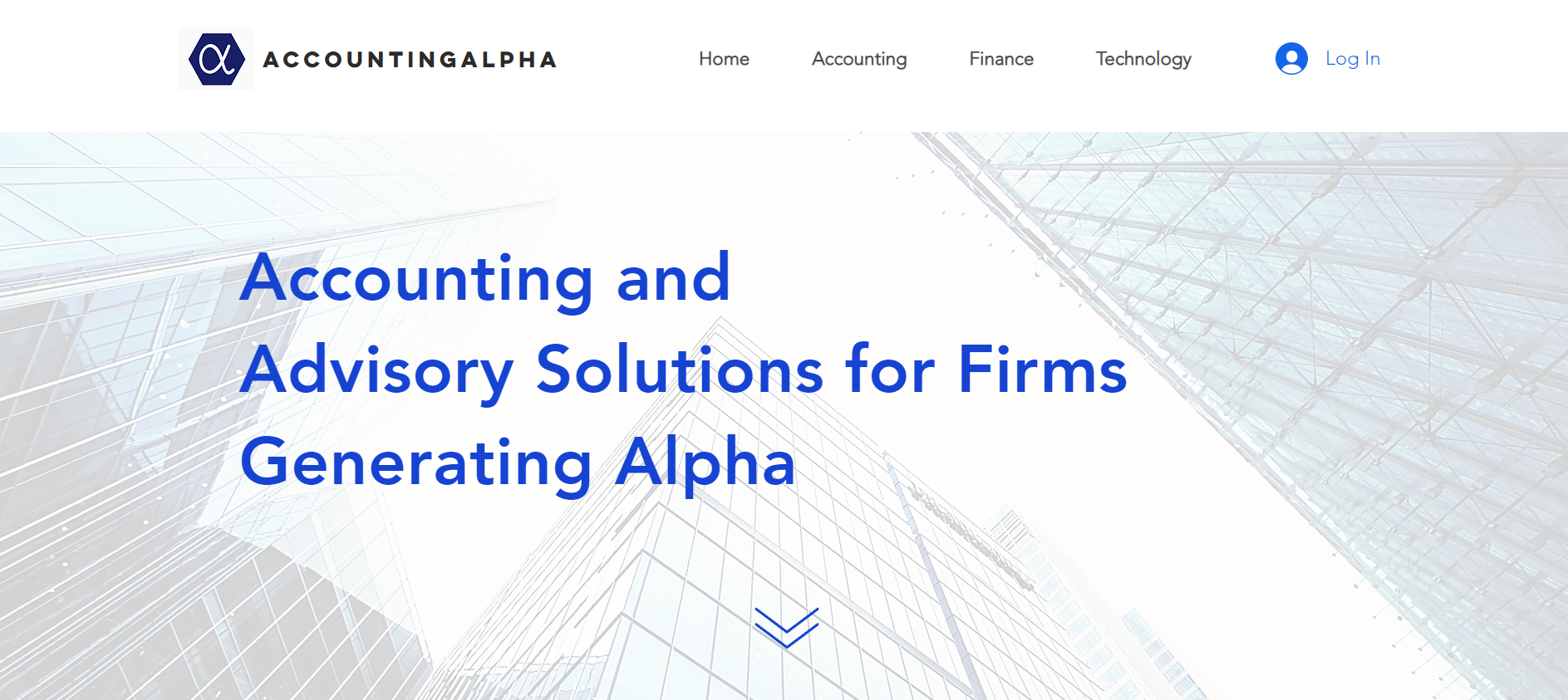 ACCOUNTING ALPHA