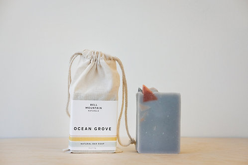 Ocean Grove Organic Bar Soap