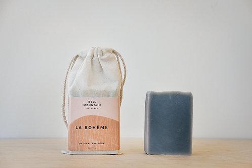 LA BOHÈME Organic Bar Soap