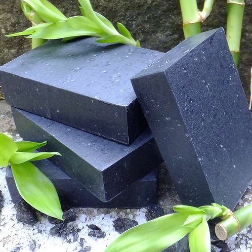 Activated Bamboo Charcoal Bar Soap