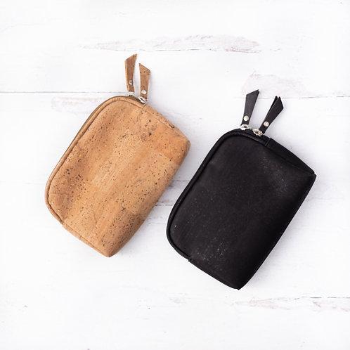 Natural Cork Sidekick Bag