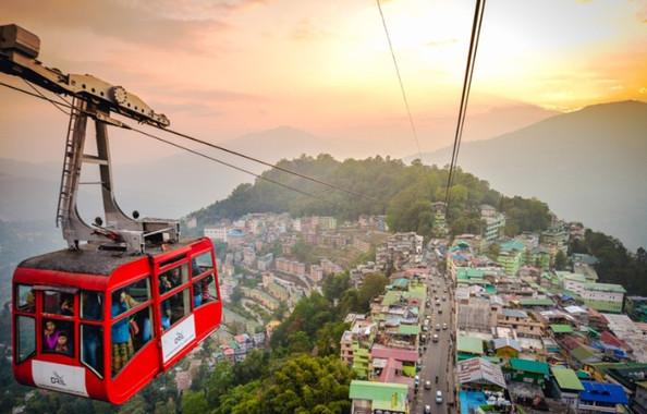 Gangtok, Pelling & Darjeeling