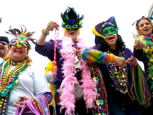 7 Ways to Celebrate Mardi Gras in Beaumont