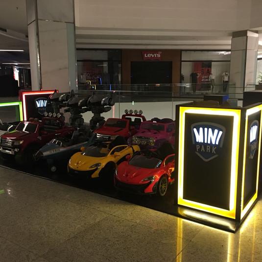Quiosque para Shopping | Mini Park