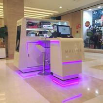 Quiosque para Shopping | Malina