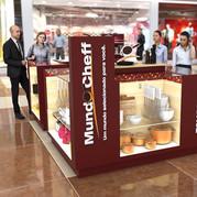 Quiosque para Shopping | Mundo Cheff