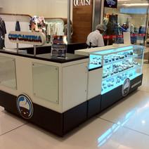 Quiosque para Shopping | Cupcakeria