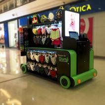 Quiosque para Shopping | Gumii