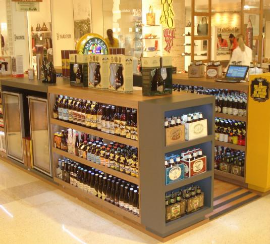 Quiosque para Shopping | Mr Beer