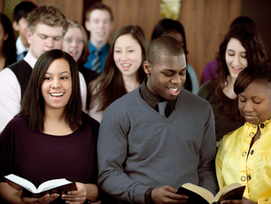 1 Chronicles 25 - Contributing to Worship