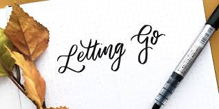 Letting Go!!!