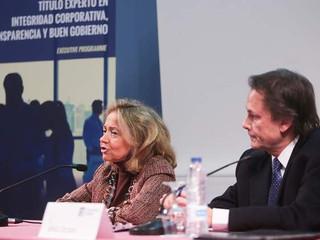 Madrigal pide reformar el proceso penal para optimizar el 'compliance'