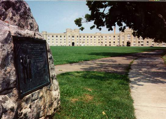 The Rock and VMI