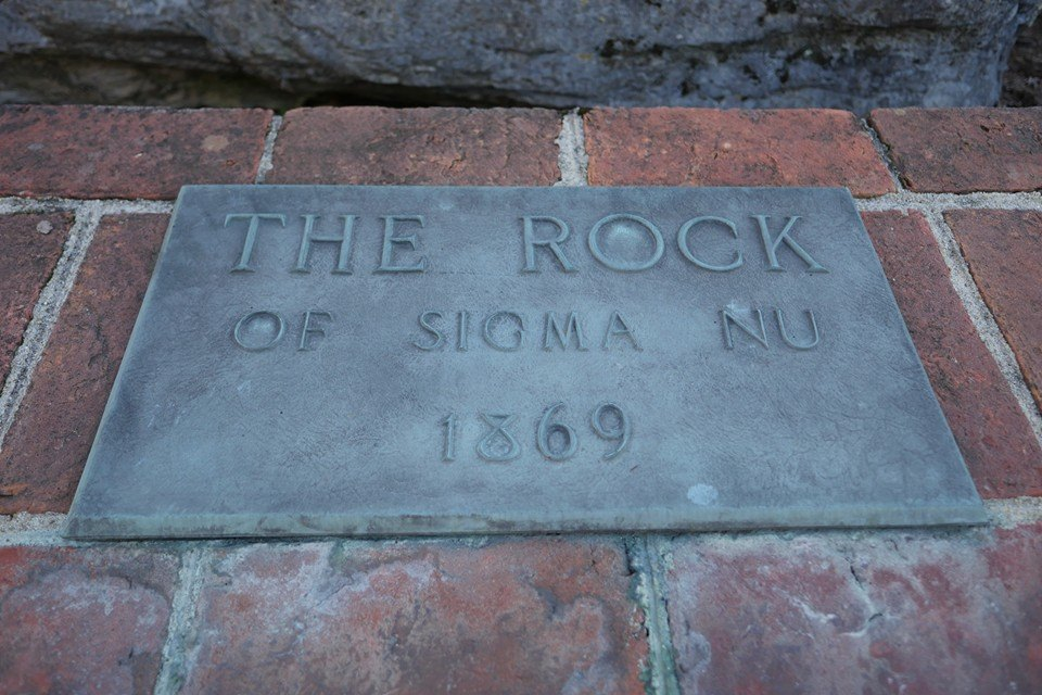 Rock PLaque