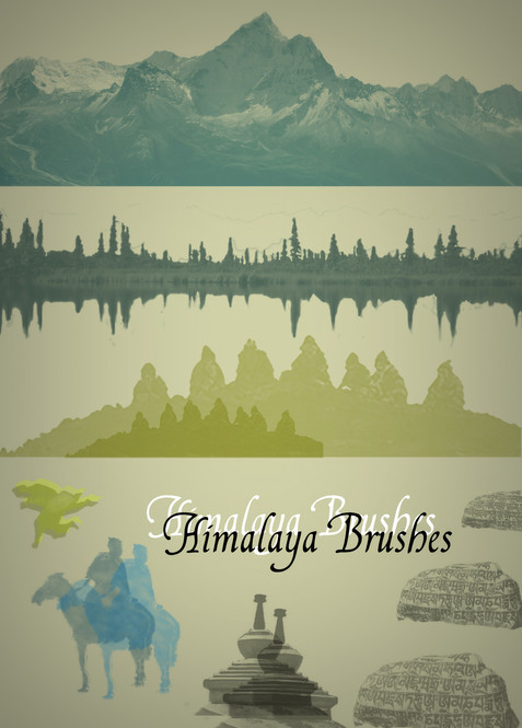 Himalaya brushes