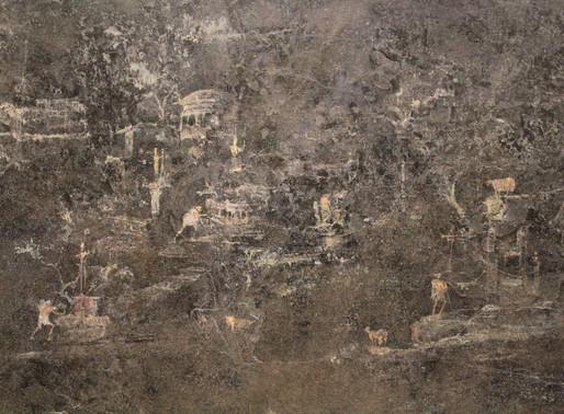 Római fekete freskók