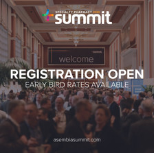 Asembia's Specialty Pharmacy Summit Registration Now Open