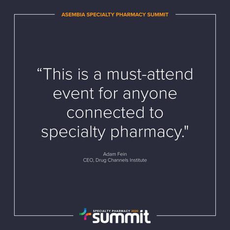 Adam Fein on Asembia's Specialty Pharmacy Summit
