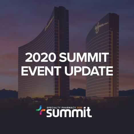 2020 Summit Event Update