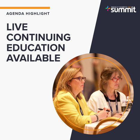 Live Continuing Education Available