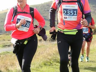 Beachy Head Marathon 'Mission Accomplished' by Richard Sexton