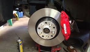 Brakes and Rotors