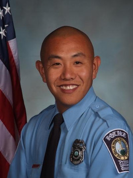Police Officer Chris Yung