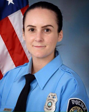 Police Officer Ashley Marie Guindon