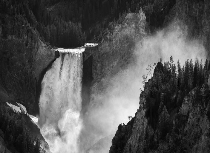 Waterfalls of Yellowstone