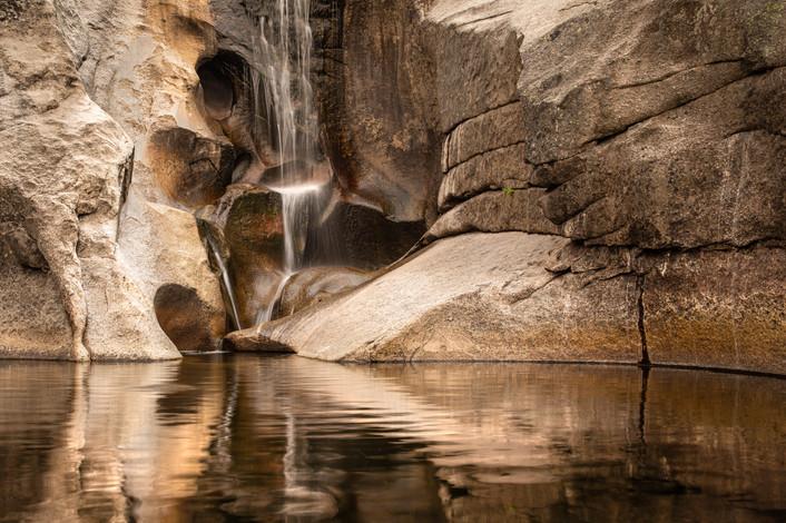 Hidden Yosemite Falls