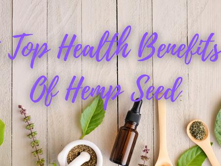 5 Top Uses Of Hemp Seed Oil