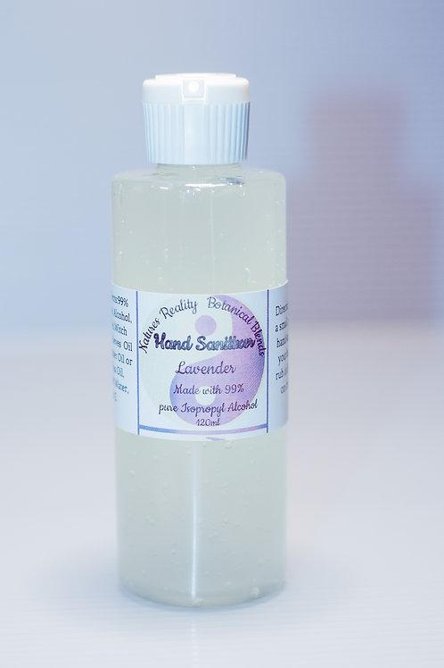 Hand Sanitizer 120 ml