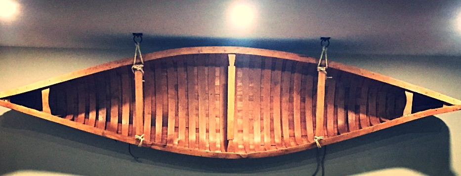 The Smoke Signals Canoe