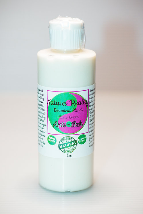 Classic Cream Anti-Itch Lotion