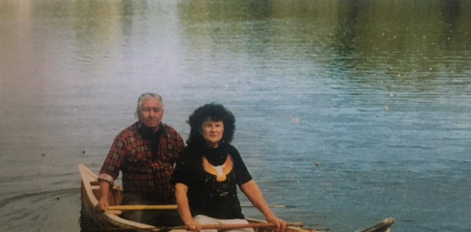 Stanley & Jacqueline Sarazin