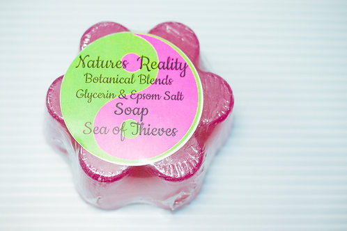 Natures Reality Botanical Blends Sea of Thieves Soap(Large)