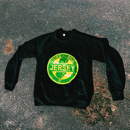 """Going Back to Jersey"" Crewneck"