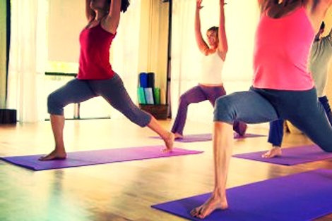 YogaFit - 1 session per week for 4 weeks