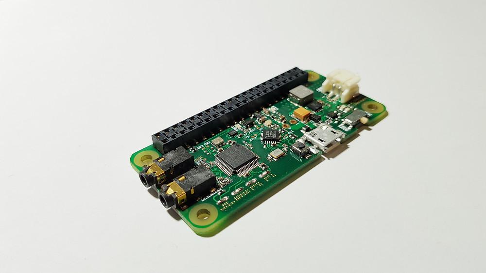 Pi-Naps EEG Shield