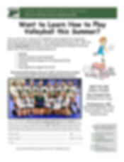 Little Titans Summer Volleyball Camp (20