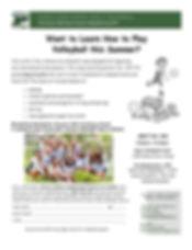 Little Titans Summer Volleyball Camp (20