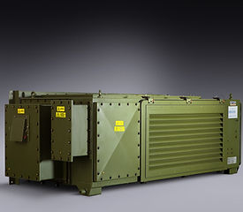 Military Container air-conditioner