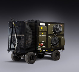 Military Tent air-conditioner