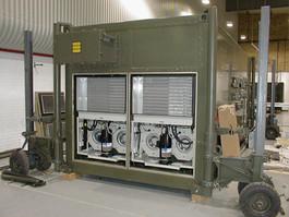 Military Split air-conditioner