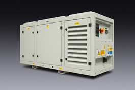 Container Water Cooled Military Power Generator