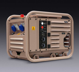 Air Cooled AC Military Diesel Generator