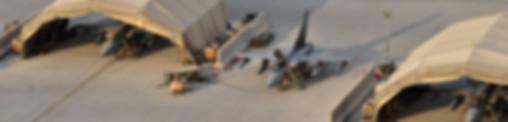 Military Air Craft Hagar Air Conditionig